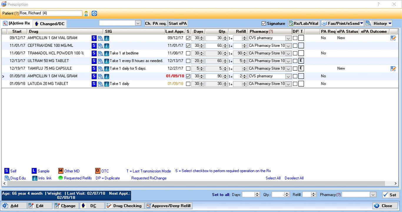 eprescription software